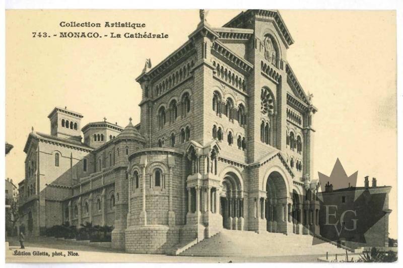 La cathédrale au début du XXe siècle.(DR)