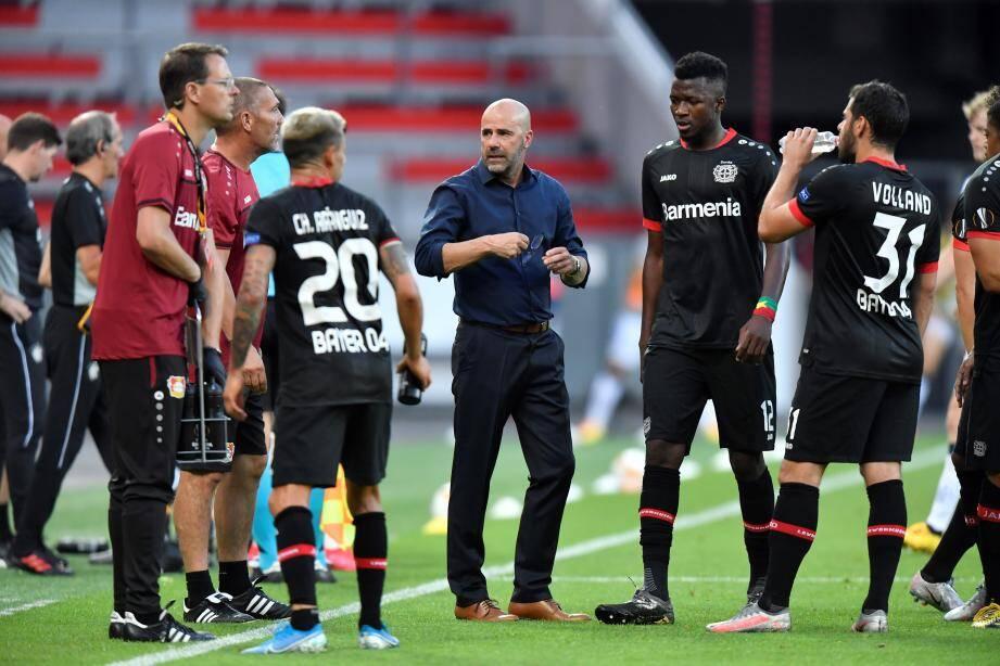 Zoom sur le Bayer Leverkusen, premier adversaire de l'OGC Nice en Ligue Europa ce jeudi.