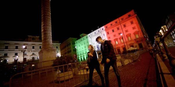 L'Italie a pris des mesures spéciales pour les fêtes de fin d'année