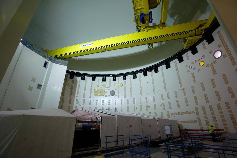 Le réacteur Jules Horowitz, qui sera mis en service en 2021, fait partie des réacteurs qui imposentla distribution de pastilles d'iode.
