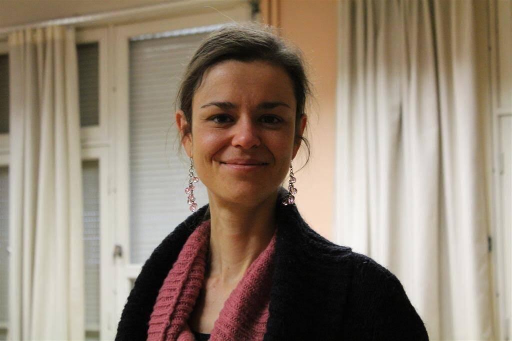 Pauline Schreiber, médiatrice en milieu scolaire dans le quartier sensible des Moulins, à Nice.