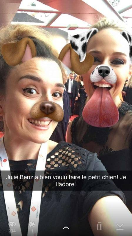 Julie «Dog» Benz.
