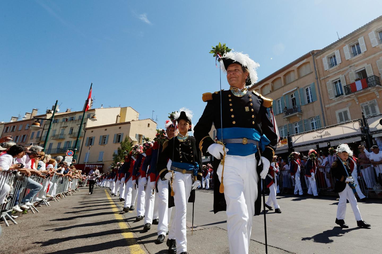La procession religieuse