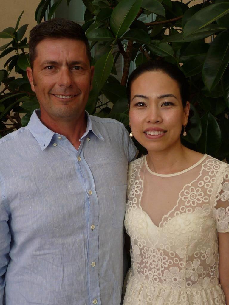 Patrice Eugene et Jeanne Tran, gérants de sociétés