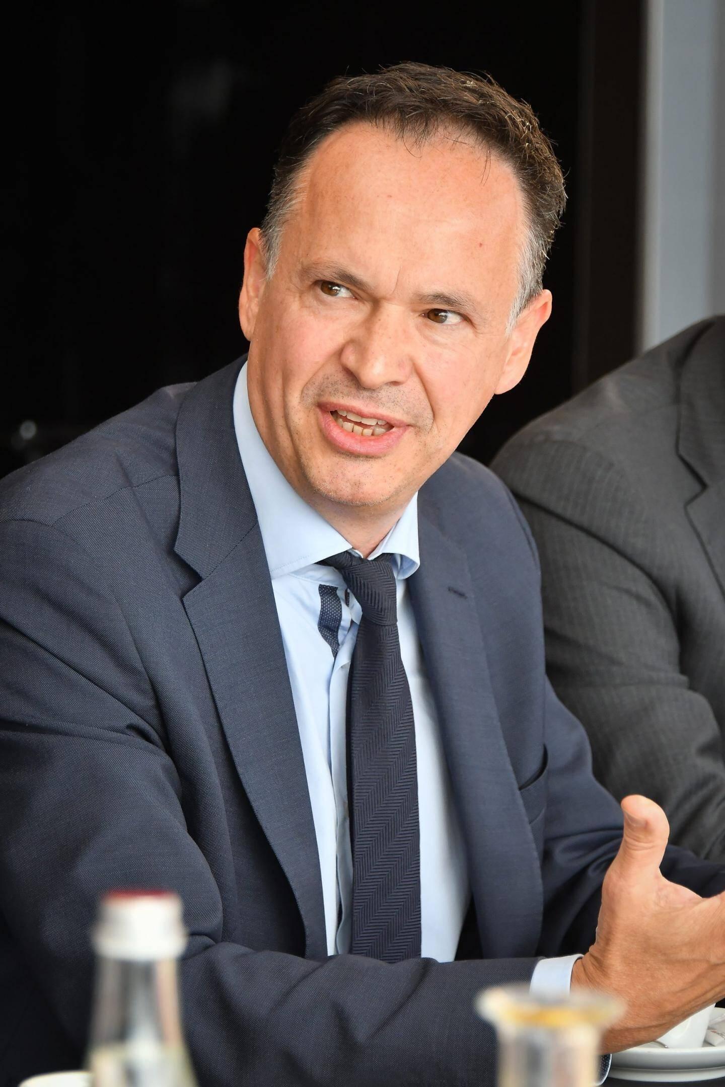 Michel Prost Dumont, Banque Populaire Méditerranée.