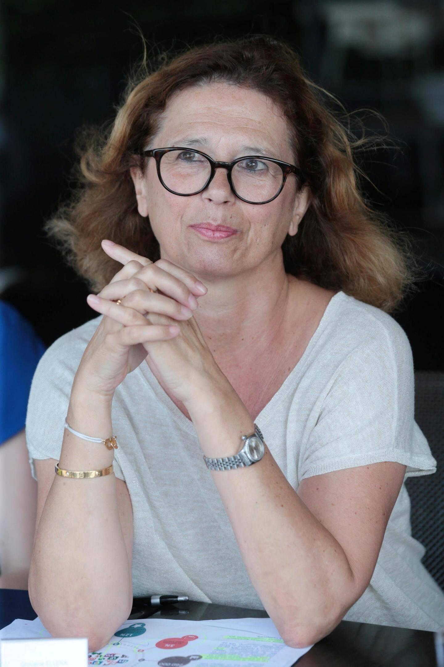 Ghislaine Ellena,Pôle Emploi.