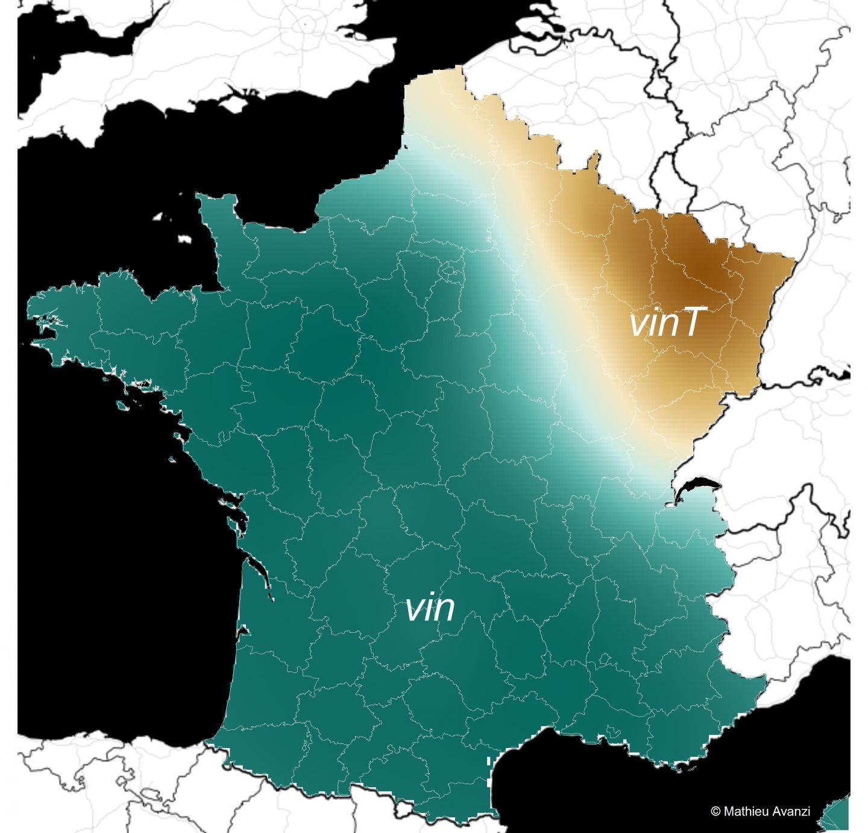 Prononciation du mot vingt en France