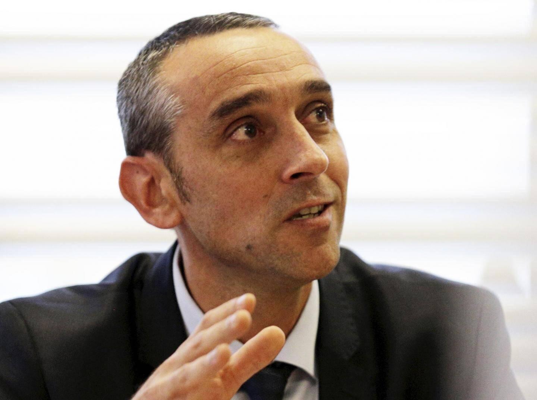 Laurent Blasco, Crédit Agricole Provence Côte d'Azur.
