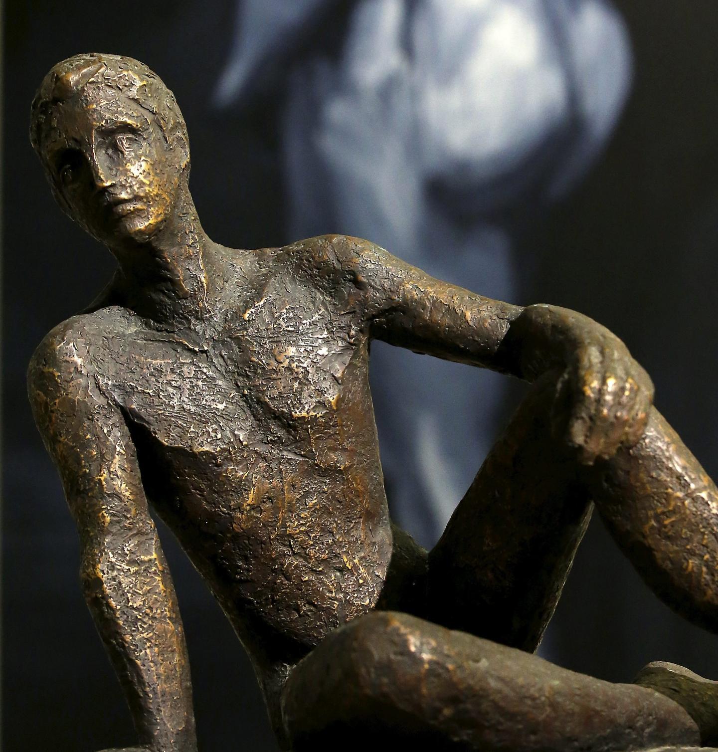 Le Palais de l'Europe accueille de sculpturaux corps le temps d'une exposition