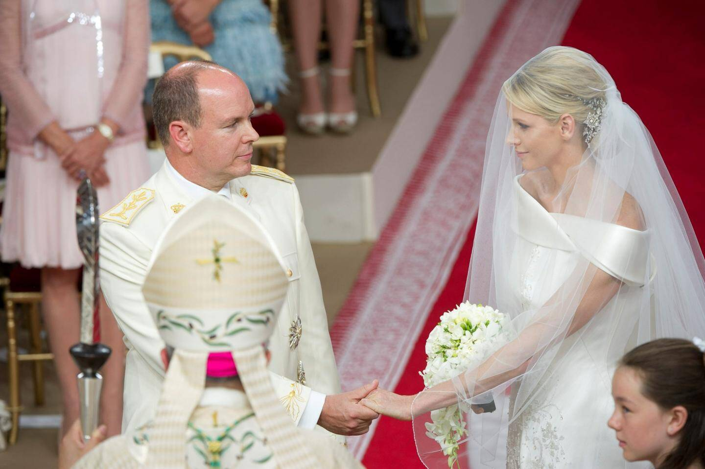 Le prince Albert II épouse Charlène Wittstock