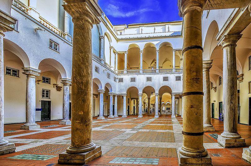 Le Palazzo Ducale.