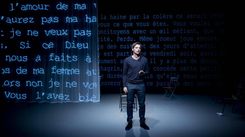 Raphaël Personnaz dans «Vous n'aurez pas ma haine».