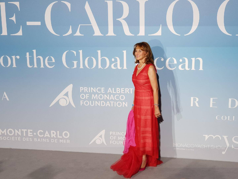 Ségolène Royal, actuellement ambassadrice chargée de la négociation internationale pour les pôles arctique et antarctique.