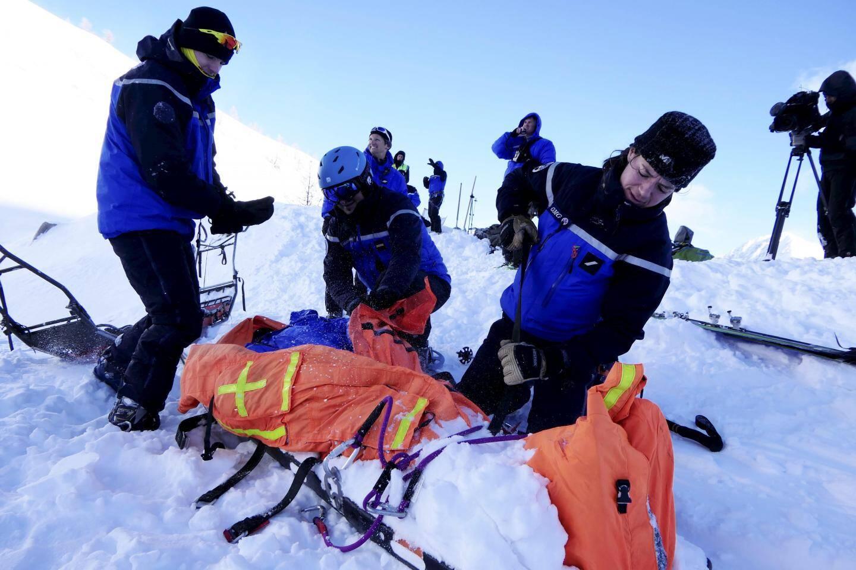 exercice avalanche