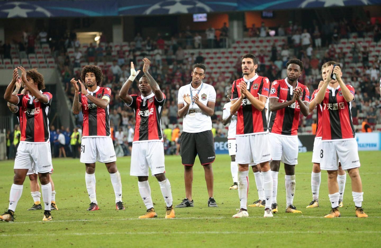 Après l'élimination en barrages de Ligue des champions contre Naples, le 22 août 2017.