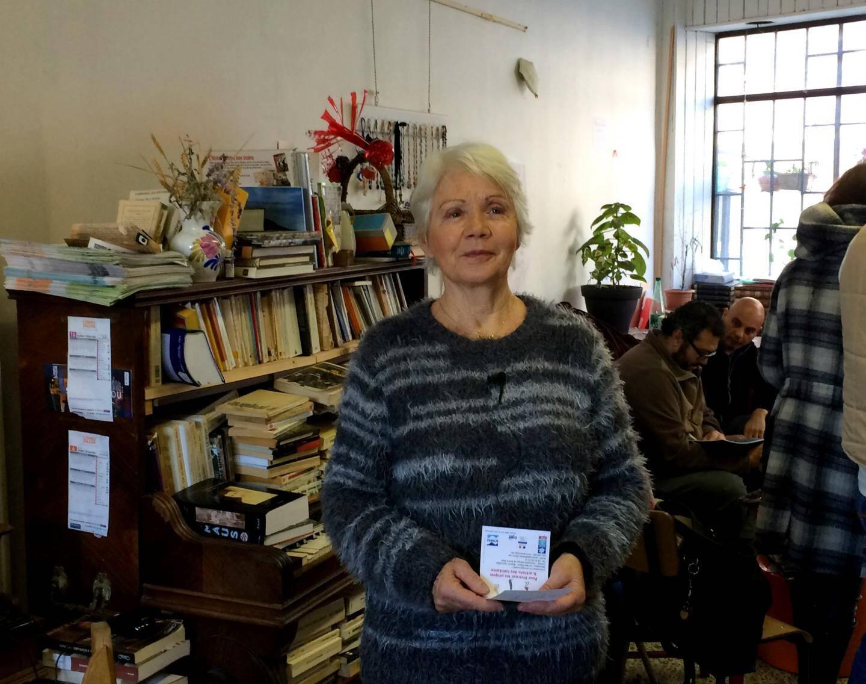 Jacqueline a créé des ateliers d'aquarelle.