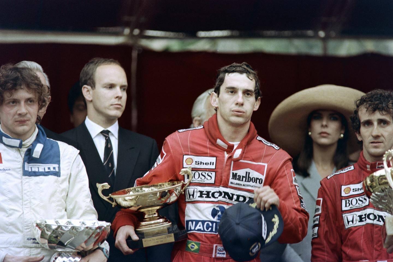 Victoire en Principauté en 1989.