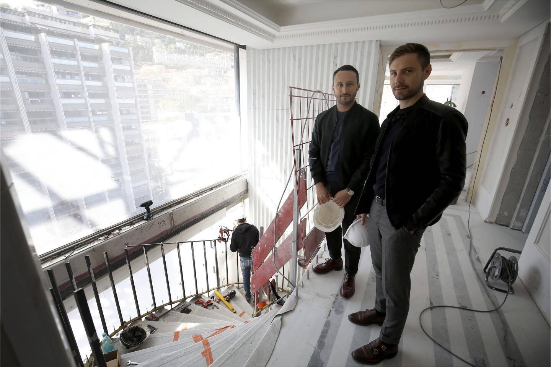 Christophe Poyet et Emil Humbert ont entièrement pensé l'esprit et la décoration des lieux.