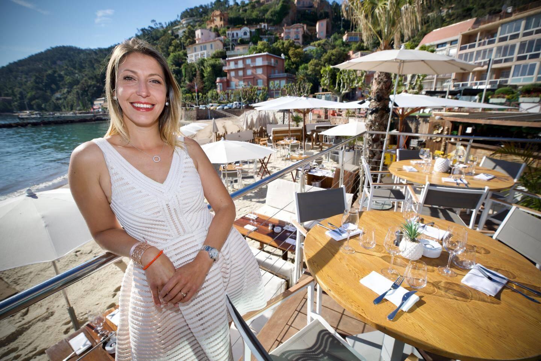 Charlotte Teyssedre, petite-fille du fondateur de la plage Marco Polo, a orchestré la métamorphose du Marco Polo.