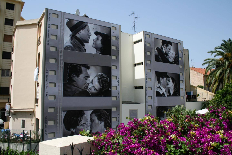 Les baisers de cinéma...