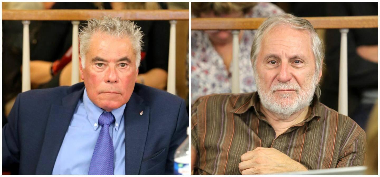 Jean-Paul Perez et Gérard Venderborck.