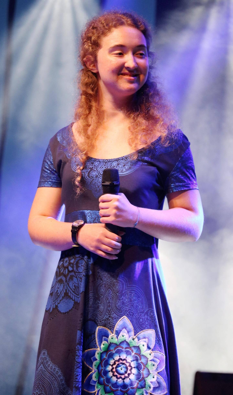 Liane Foly et ses trois chœurs ont, comme chaque soir, répondu présent lors de la tournée estivale.