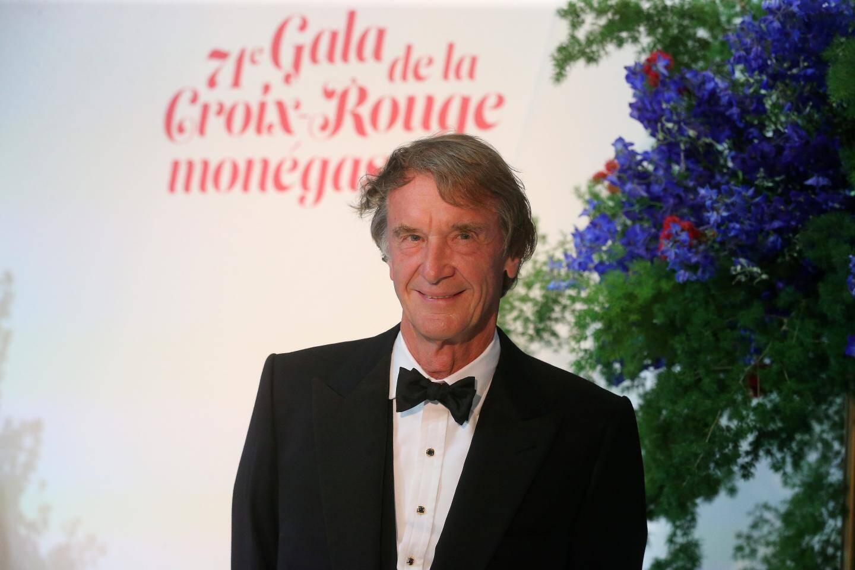 Jim Ratcliffe, le milliardaire résident monégasque, nouveau patron de l'OGC Nice.