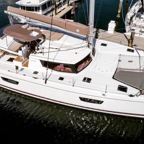 La famille souhaite réaliser cette aventure à bord d'un catamaran. Thomas et Audrey ont déjà fait des économies mais cherchent encore des mécènes pour financer le bateau dont le montant s'élève à plus de 400 00 euros.