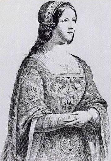 Parisina a été décapitée à cause de son mari, le marquis Nicolo d'Este, qui l'accusait de l'avoir trompé… avec le fils qu'il avait eu avec une autre femme.