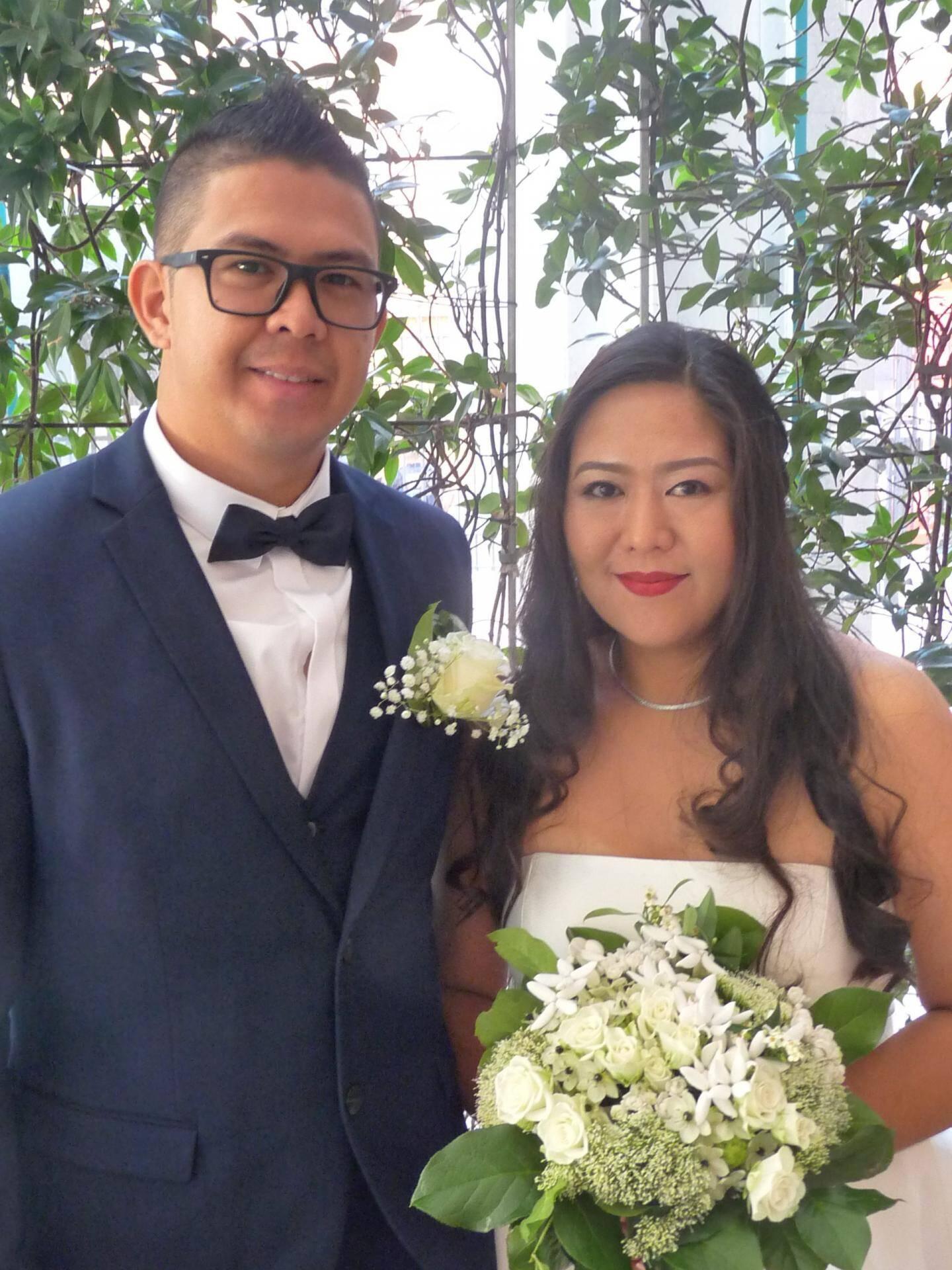 Leslie et Mark