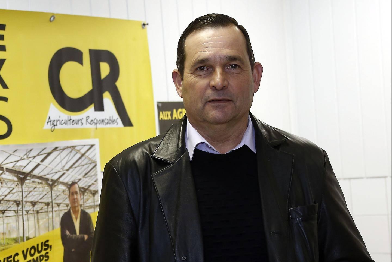 Max Bauer, président de la Coordination rurale Sud Paca