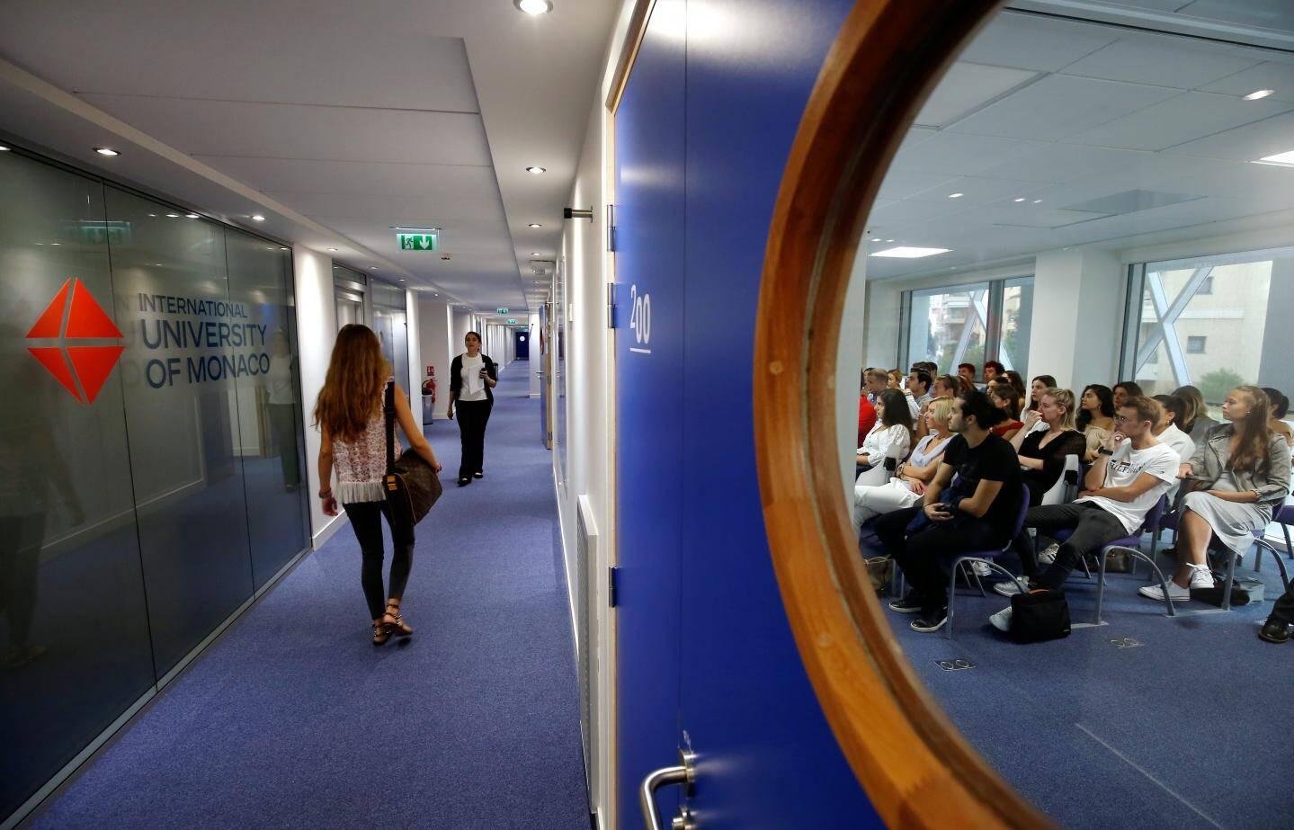 Dans les couloirs de l'IUM