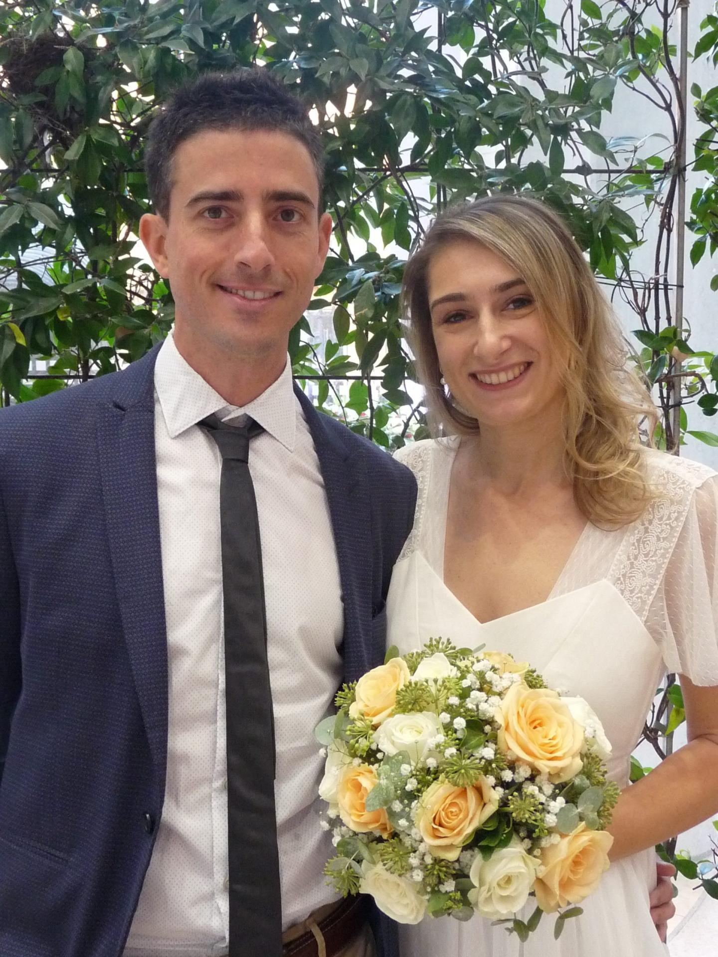 Alexandre et Myriam.