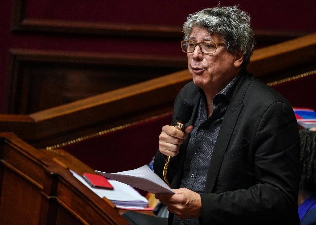 """Le député de La France Insoumise, Eric Coquerel, estime que """"ce n'est pas à l'Etat de stigmatiser une religion"""""""