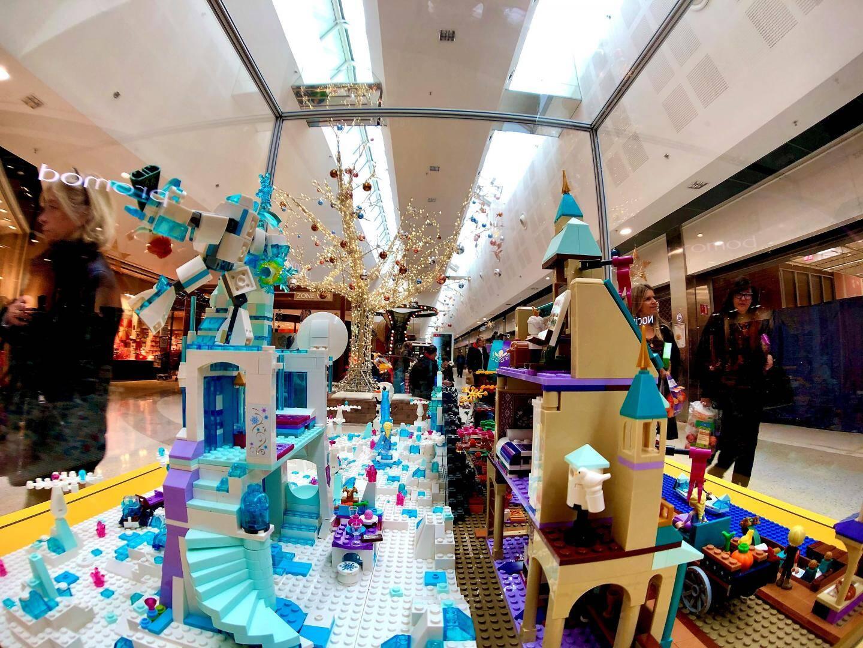 À Grand Var, la direction table sur les animations. Avec « Lego », depuis mercredi dernier, elle a même pris un peu d'avance sur les fêtes.