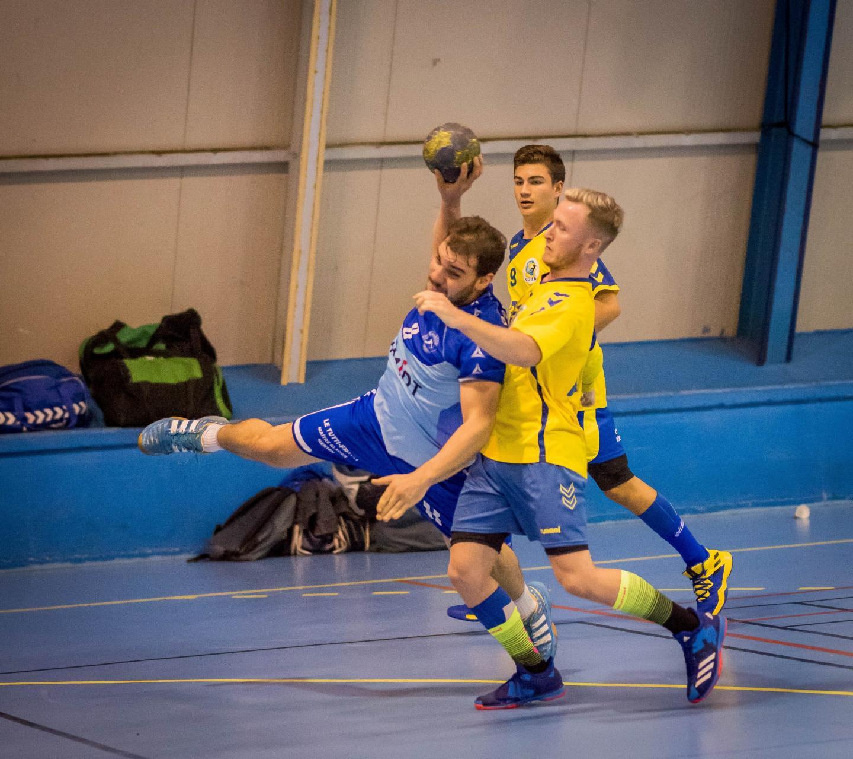 Saison compliquée pour Menton handball.