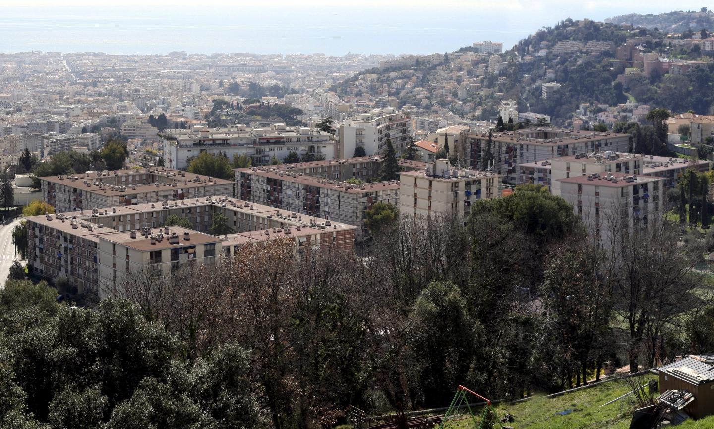 Las Planas, à Nice-Nord.