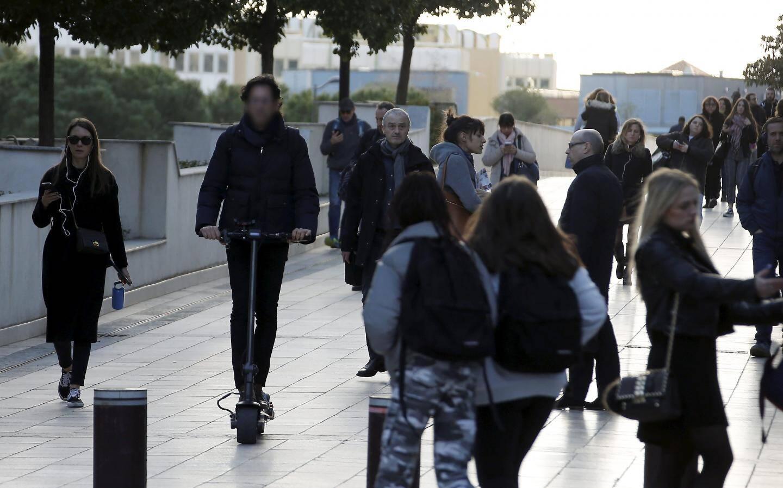 Pour l'heure, les engins de déplacement personnel sont interdits à Monaco… mais tolérés.