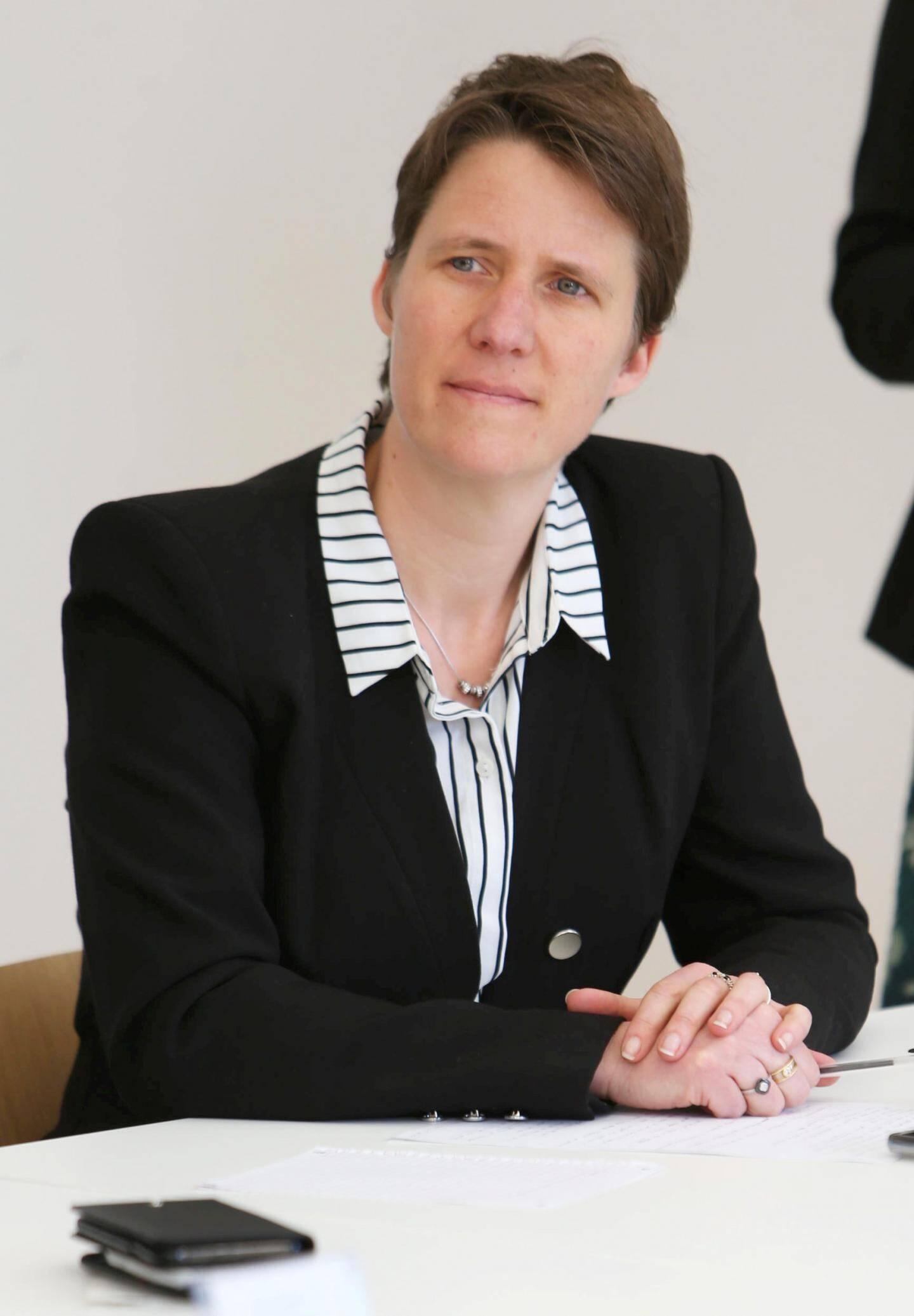 Pascale Gabert, Caisse d'Epargne Côte d'Azur.