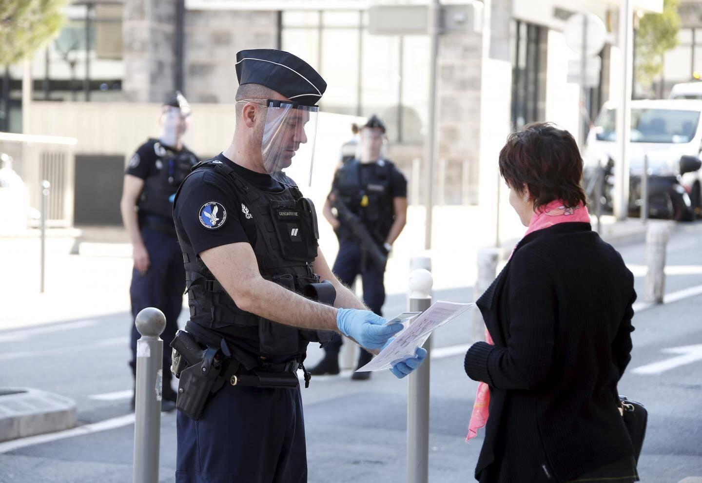 Les gendarmes ont testé leurs nouvelles visières ce jeudi à Cap-d'Ail.