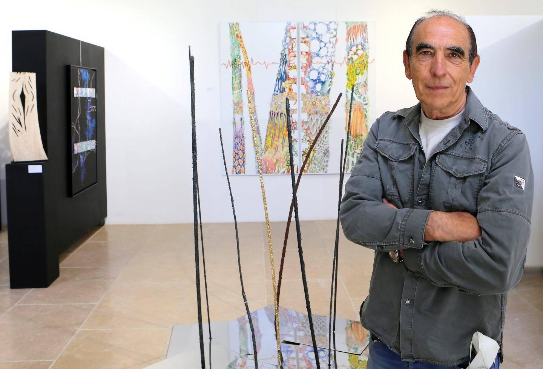 Marc Tigrane, commissaire de l'exposition
