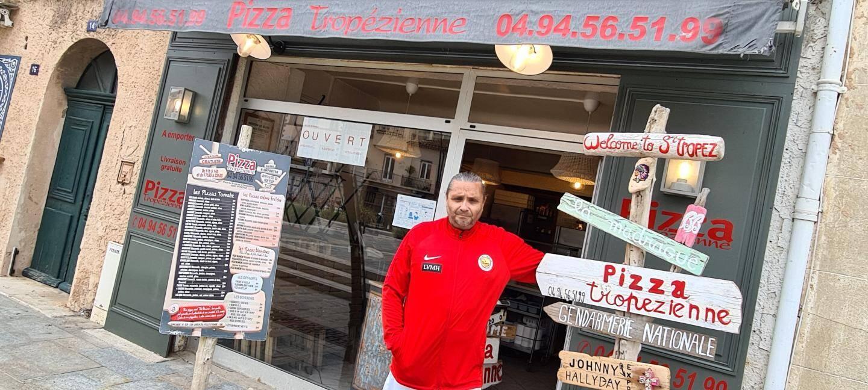 Jérôme Spriet, patron de la pizzeria, est tout à la fois inquiet et prêt pour le 2 juin.