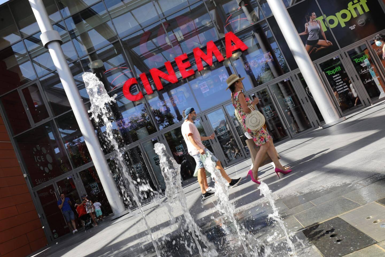 Le cinéma de Polygone Riviera à Cagnes-sur-Mer