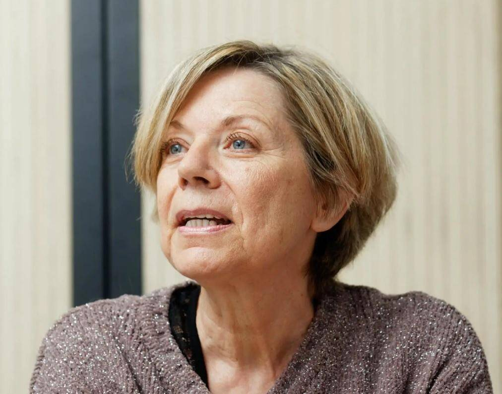 Claudie Zunino-Cartereau.