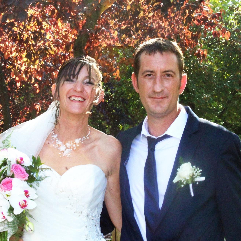 Aurélie et Franck.