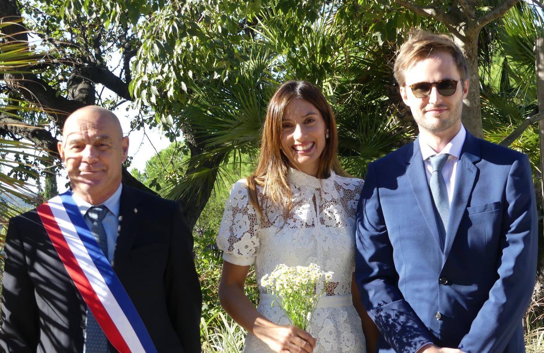 Manon et Antoine à Bormes-les Mimosas