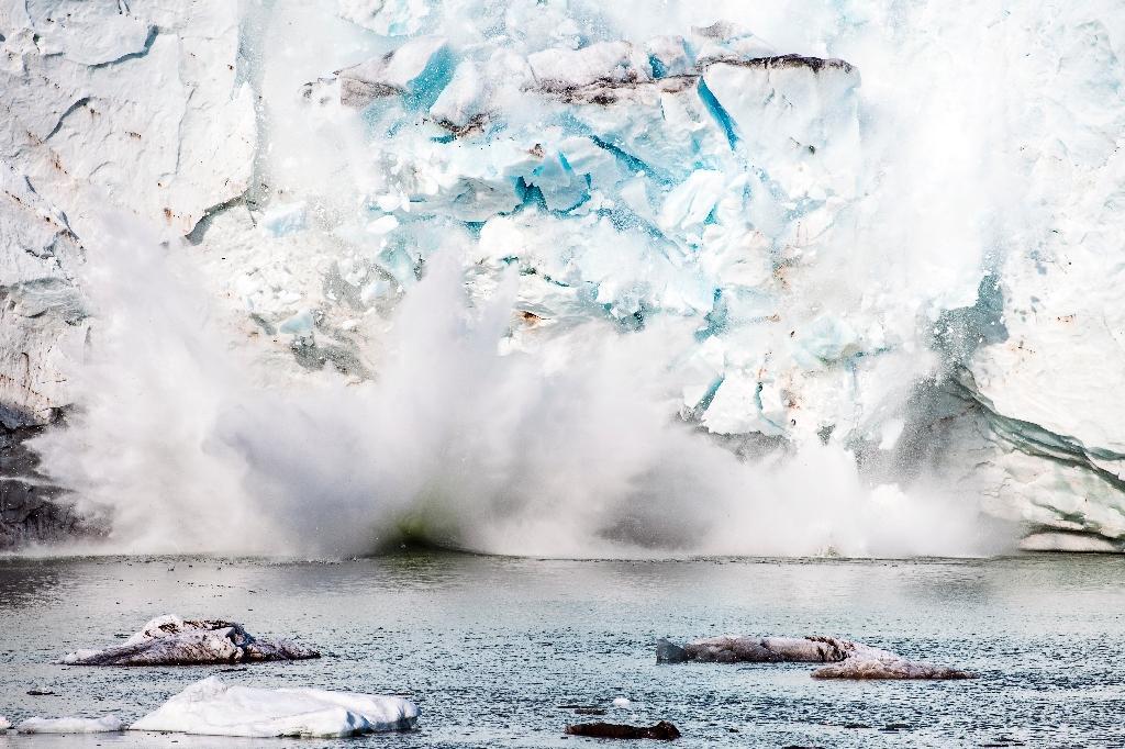 La banquise de l'arctique a été à son deuxième niveau le plus bas