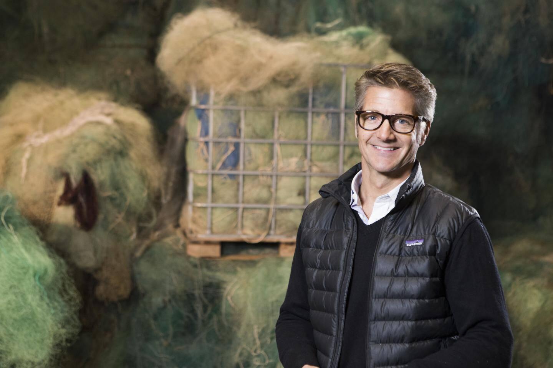François van den Abeel, président fondateur de Sea2See, avait l'idée des lunettes, mais il lui fallait trouver la matière première.