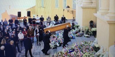 """""""Elle était une guerrière"""": Menton rend un dernier hommage à la senatrice Colette Giudicelli, décédée jeudi"""