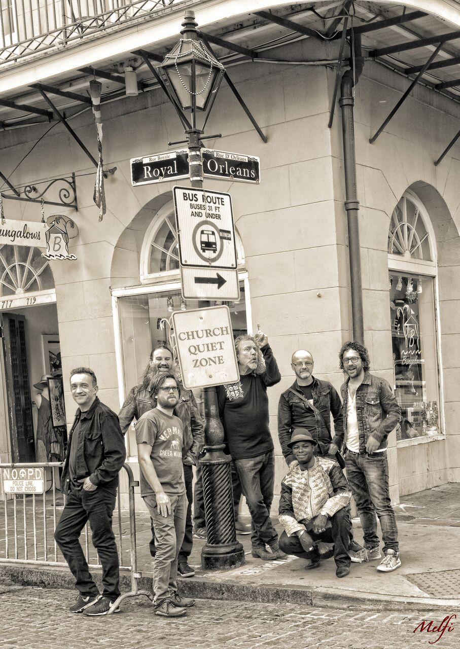 Sur la scène du Nice Jazz Festival cet été : Robert Plant & The Sensational Space Shifters ; Ibrahim Maalouf ; Youssou N'Dour et Massive Attack.